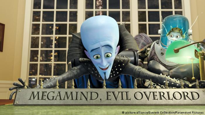 Filmstills | MEGAMIND (picture-alliance/Everett Collection/Paramount Pictures)