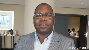 Mosambik | Luís Bitone, Präsident der Menschenrechtskomission in Mosambik