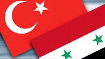 flags of turkey and syria