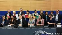 Brüssel | Kurdische Politiker im Europaparlament
