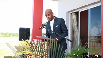 Hélio Guiliche aus Mosambik (Milton Muleleque)