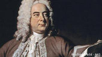 Georg Friedrich Händel, painted by Thomas Hudson, 1749