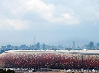 Soccer-City-Stadion in Johannesburg (Foto: dpa)