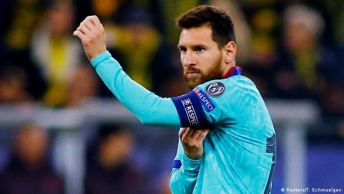 Lionel Messi, en imagen de archivo