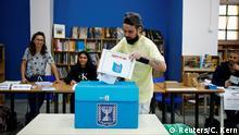 Symbolbild: Präsidentschaftswahlen in Israel 2019