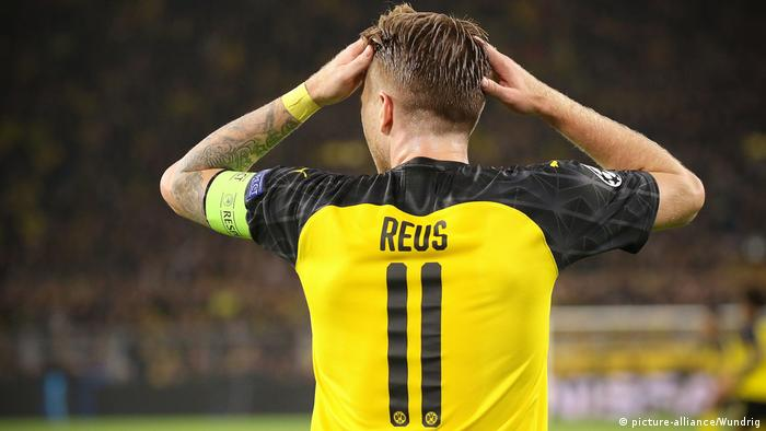 Champions League Reus Penalty Miss Costs Dominant Dortmund