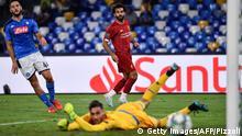 UEFA Champions League - Gruppe E - Napoli - Liverpool