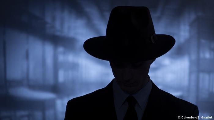 Spion trifft das Herz kanadischer Sicherheit