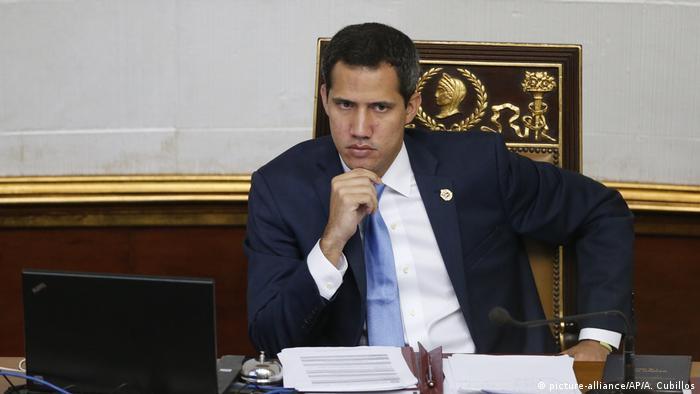 Krise in Venezuela - Krise in der Opposition - Juan Guaido