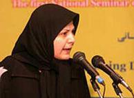 بدرالسادات مفیدی دبیر انجمن صنفی روزنامه نگاران ایران