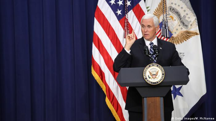 Vizepräsident Mike Pence