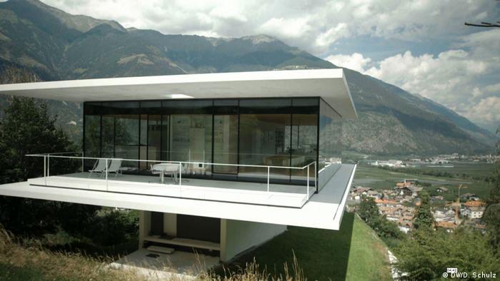 Faderstory 360-Haus 22 Architekt werner Tscholl