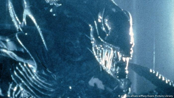 Aliens Filmbild (picture-alliance/Mary Evans Picture Library)