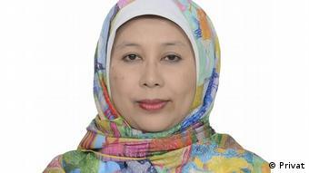 Indonesien Prof. Dra. Nina Nurmila