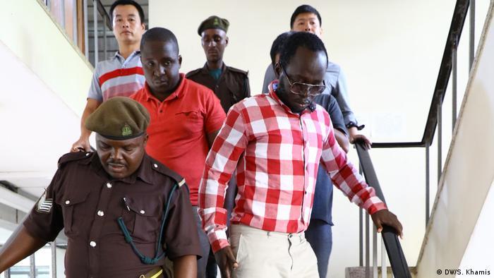 Journalist Erick Kabendera Tansania