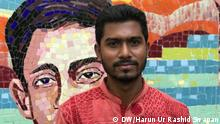 Dhaka University Student's Union (DUCSU) Vice President (VP) Nurul Huq Nur.