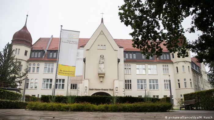 Sankt Marien Hospital Buer (picture-alliance/dpa/M. Kusch)