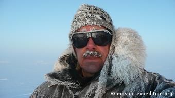 Christian Haas researcher at the Alfred-Wegener-Institute for marine and Polar Research. (mosaic-expedition.org)