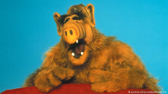 Der vorlaute Außerirdische «Alf» (picture-alliance/dpa/Super RTL)