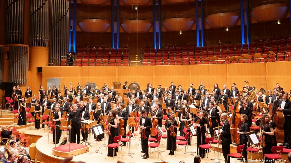 National Youth Orchestra, part one