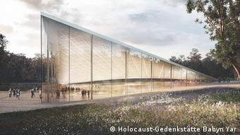 Проєкт Меморіального комплексу Голокосту Бабин Яр у Києві