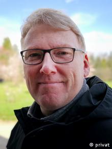 Gregor Hagedorn | Wissenschaftler am Museum für Naturkunde Berlin