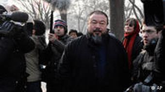 Ai Weiwei is not only an artist but also an advocate for civil rights in China