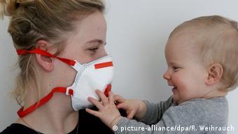 Máscara com filtro