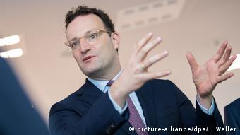 Berlin Jens Spahn Internationaler Tag der Patientensicherheit (picture-alliance/dpa/T. Weller)