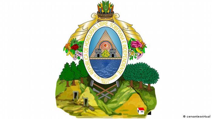 Wappen der Länder Lateinamerikas (cervantesvirtual)