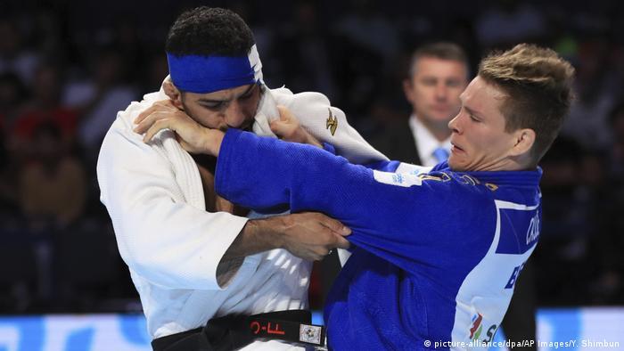 Judo World Championships Senior 2019