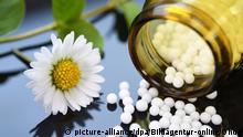 Homöopathie | Symbolbild