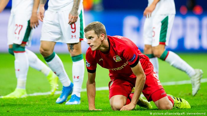 Champions League: Leverkusen shocked at home, PSG outplay Real Madrid