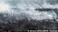 Bildergalerie: Waldbrände in Indonesien