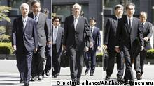Japan Gericht spricht Manager nach Atomunglück von Fukushima frei
