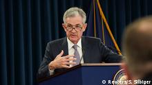 USA PK Jerome Powell in Washington