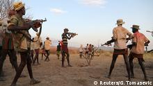 BG Kenia Turkana Kriger