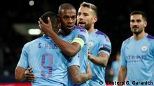 UEFA Champions League 2019/20 | Schachtar Donezk vs. Manchester City