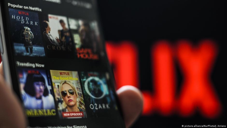 Netflix duplica ganancias en medio del confinamiento | El Mundo | DW |  22.04.2020