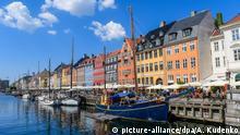 Dänemark Kopenhagen Stadt Ansicht Übersicht