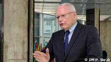DW Conflict Zone - James Jeffrey, US-Sondergesandter für Syrien