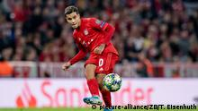 UEFA Champions League FC Bayern München - Roter Stern Belgrad Philippe Coutinho
