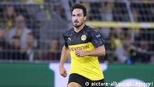 Fußball, Sport, UEFA, Champions League, Borussia Dortmund, FC Barcelona, Mats Hummels