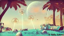Screenshot Videospiel No Man's Sky (Hello Games)