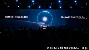 Pressekonferenz Huawei Mate 30 | 30 Pro