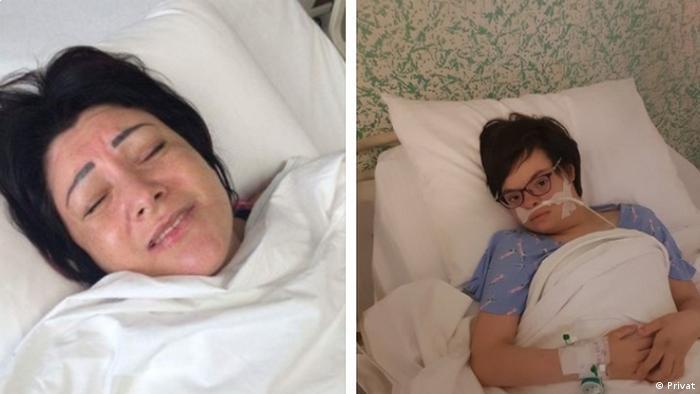 Kanser tedavisi gören Doğramacıoğlu, kızının süreçte psikolojik olarak zarar gördüğünü söylüyor