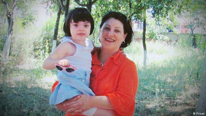 Türkei Zehra Dogramacıoglu und ihre Tochter