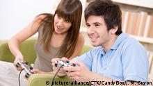 Symbolbild Videospiele