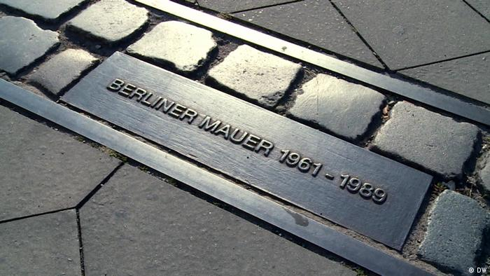 Berlin Wall line (DW)