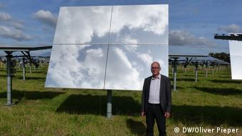 Jülich Institut für Solarforschung vom Deutschen Zentrum für Luft- und Raumfahrt
